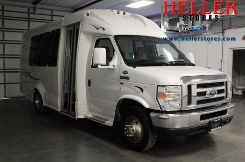 Pre-Owned 2013 Ford E-350SD Base RWD Specialty Vehicle