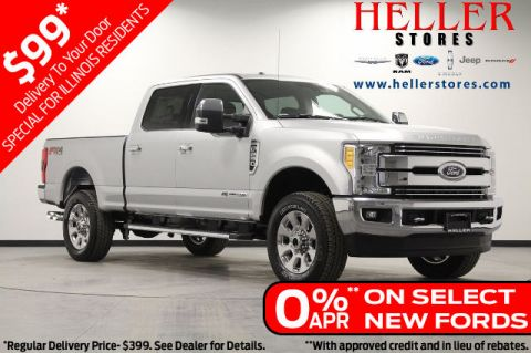New 2017 Ford F-250 Lariat 4WD