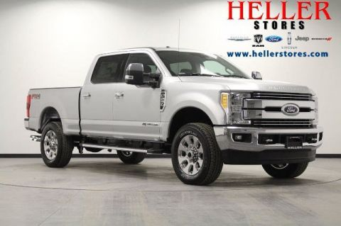 New 2017 Ford Super Duty F-250 SRW Lariat With Navigation & 4WD