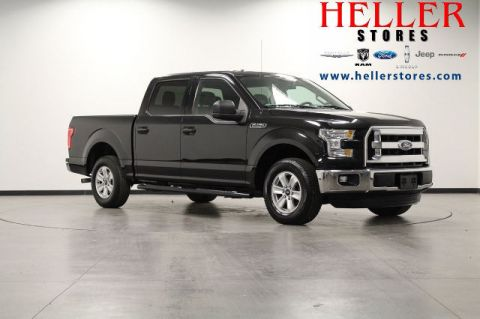 Pre-Owned 2015 Ford F-150 XLT RWD Truck