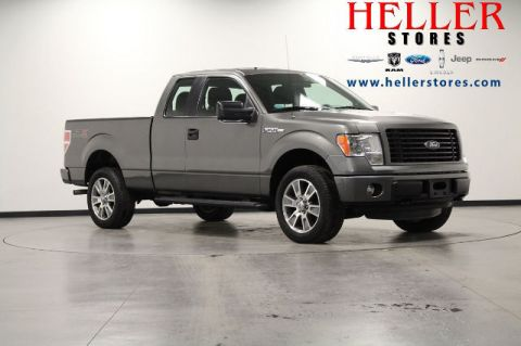 Pre-Owned 2014 Ford F-150 STX 4WD