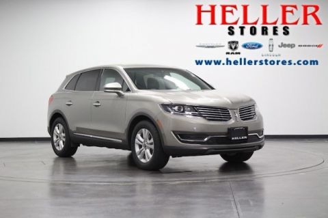 Pre-Owned 2017 Lincoln MKX Premiere FWD Sport Utility