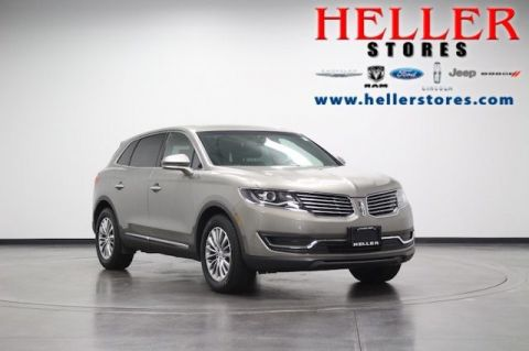 Pre-Owned 2017 Lincoln MKX Select FWD Sport Utility