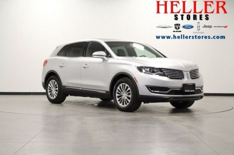 Pre-Owned 2016 Lincoln MKX Select FWD Sport Utility
