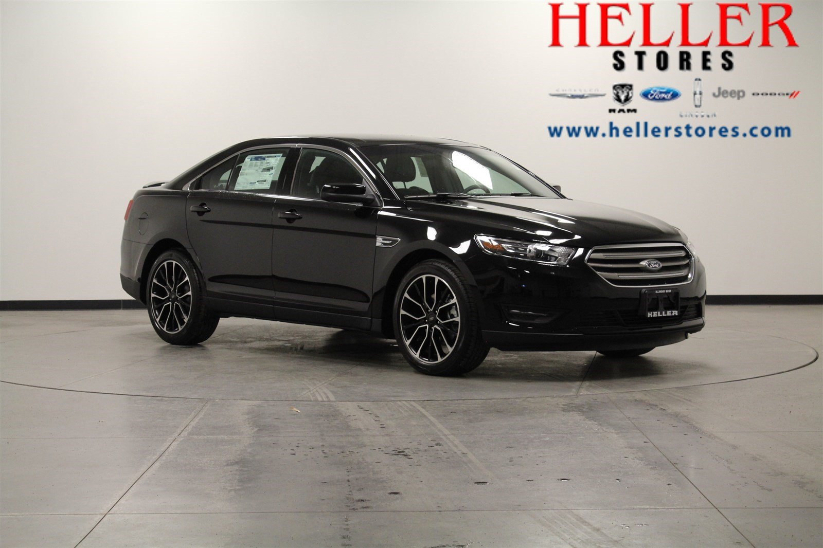 New 2019 Ford Taurus SEL