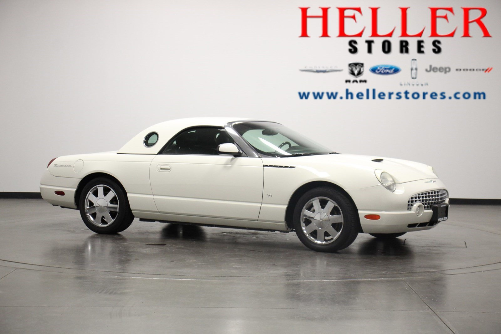 Pre-Owned 2003 Ford Thunderbird