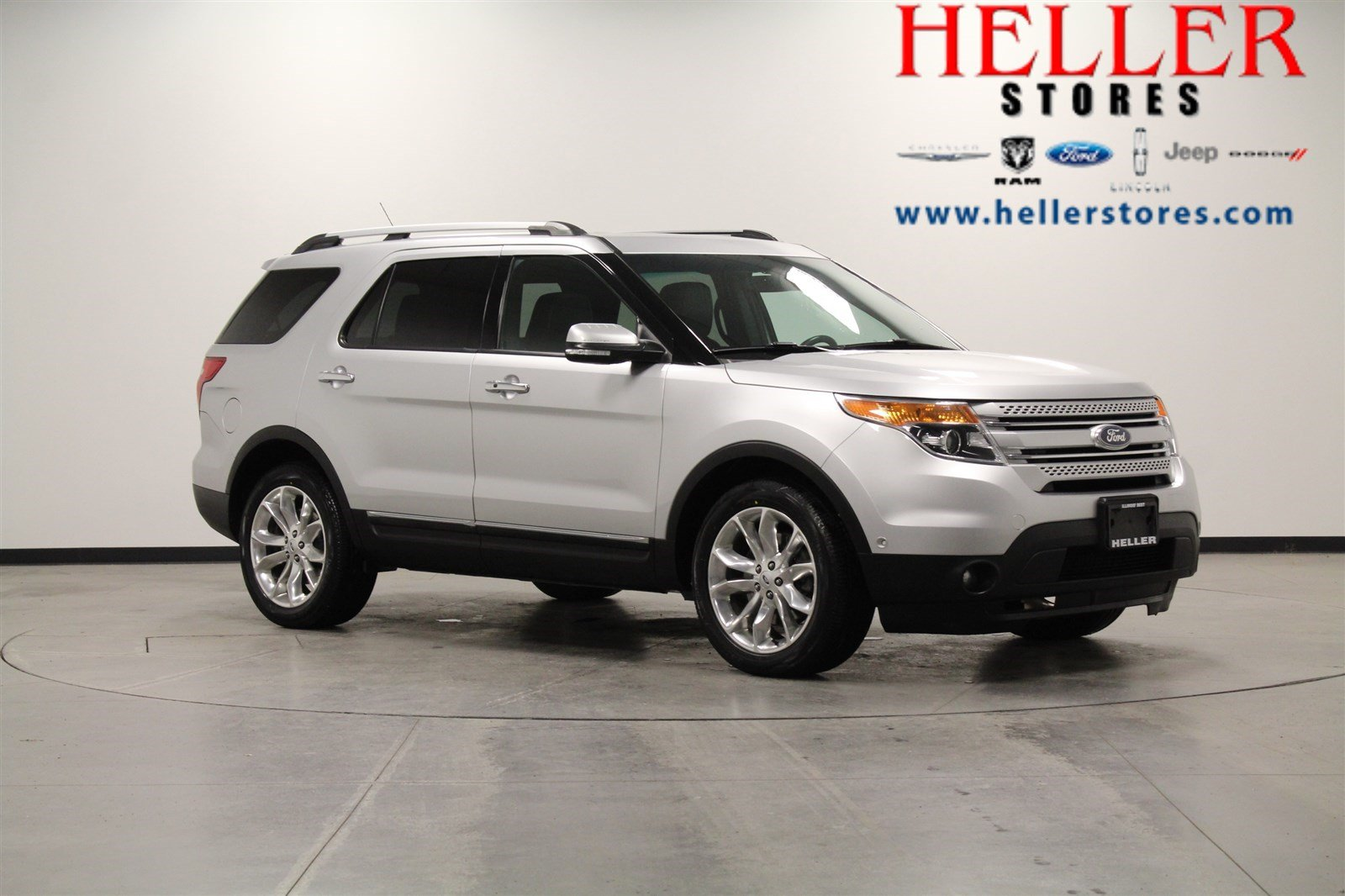 Pre owned 2015 ford explorer limited