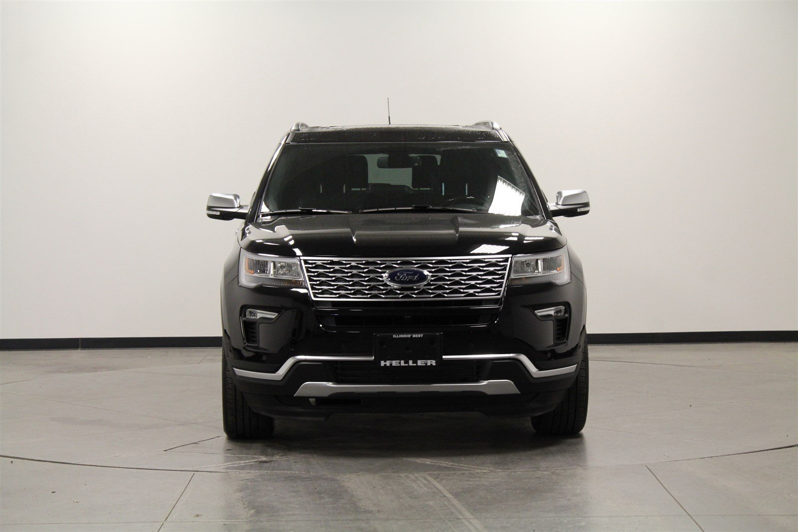 New 2019 Ford Explorer Platinum Suv In El Paso 1900026 Heller 2006 Check Charging System