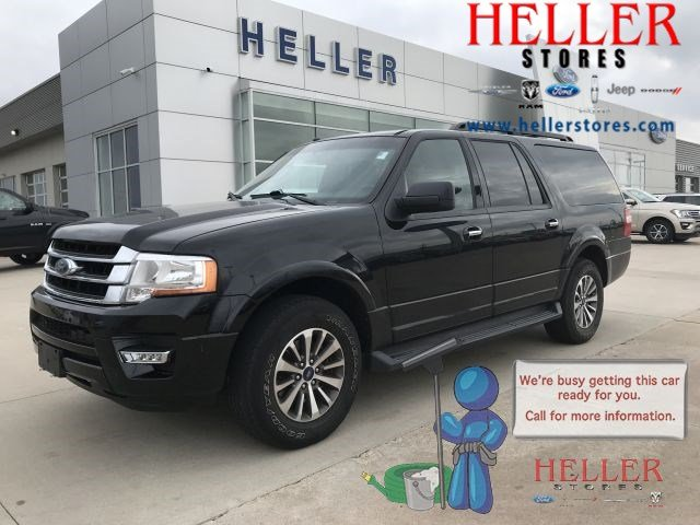Ford Expedition El >> Pre Owned 2017 Ford Expedition El Xlt In El Paso U17946a Heller Ford