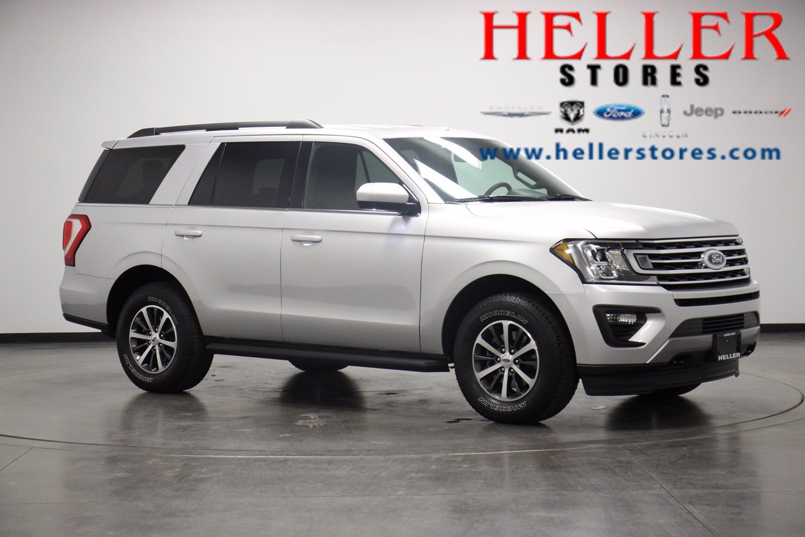 Pre-Owned 2019 Ford Expedition XLT