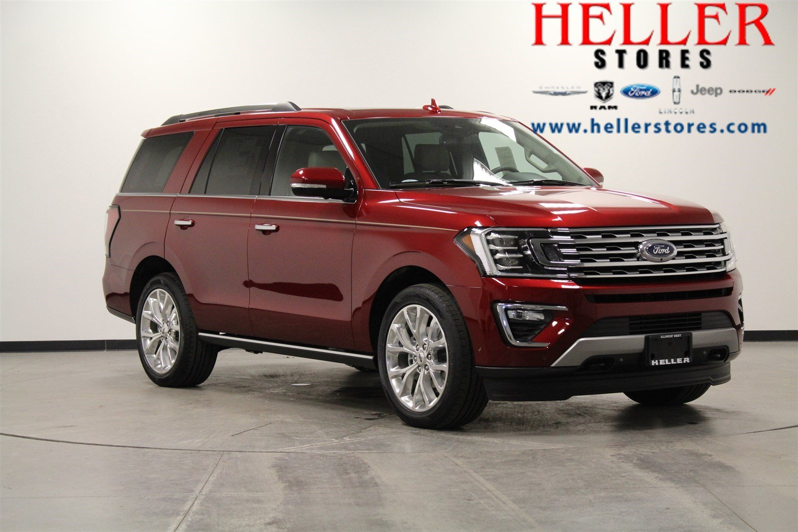 new 2018 ford expedition limited suv in el paso 1800637 heller ford. Black Bedroom Furniture Sets. Home Design Ideas