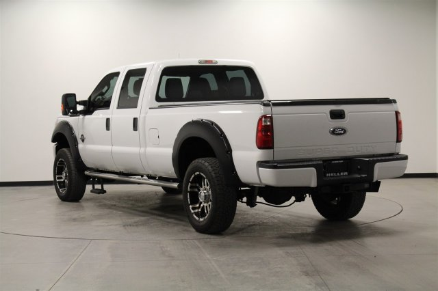 Pre-Owned 2013 Ford F-250 Super Duty XL 4WD Crew Cab Pickup
