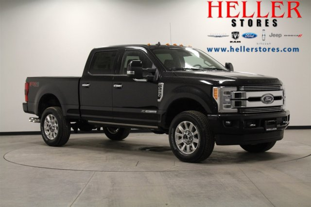 New 2019 Ford F-250 Super Duty Limited