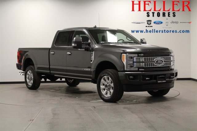 New 2019 Ford F-350 Super Duty Platinum