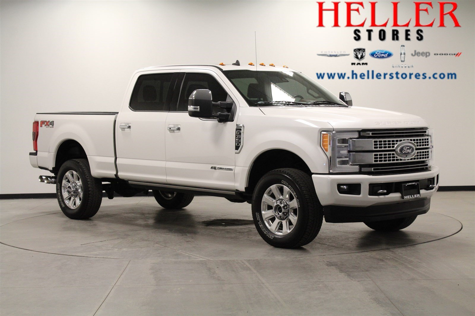 Pre-Owned 2019 Ford F-350 Super Duty Platinum