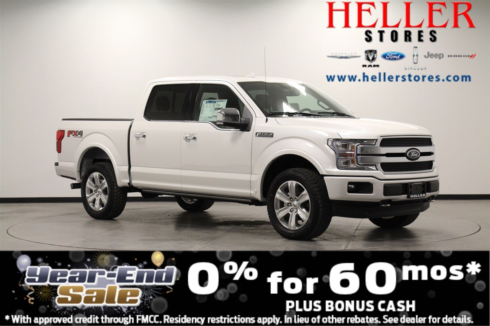 New 2018 ford f 150 platinum