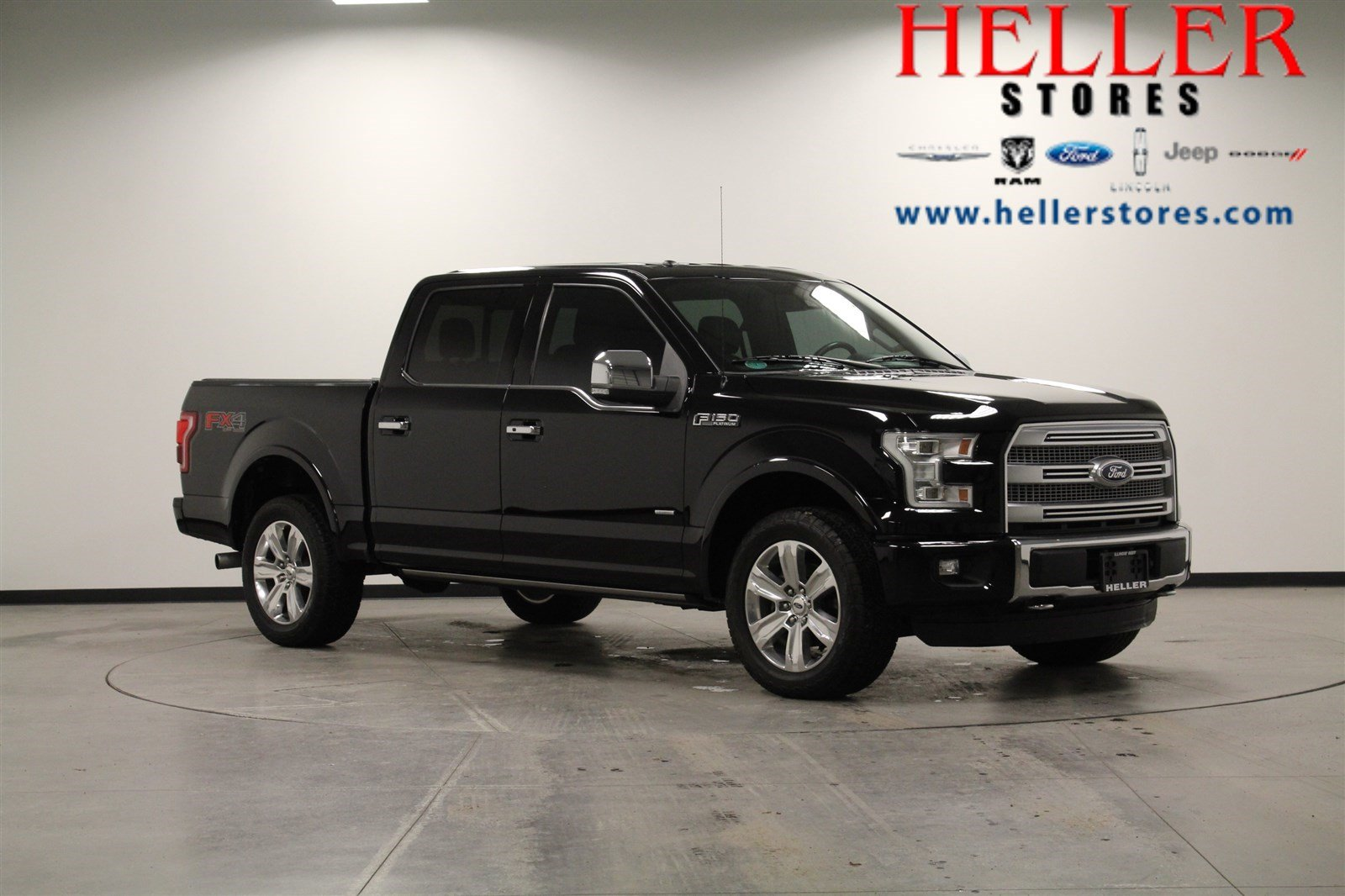 Pre Owned 2016 Ford F 150 Platinum