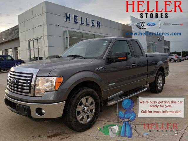 2012 Ford F 150 Xlt >> Pre Owned 2012 Ford F 150 Xlt Rwd Extended Cab Pickup