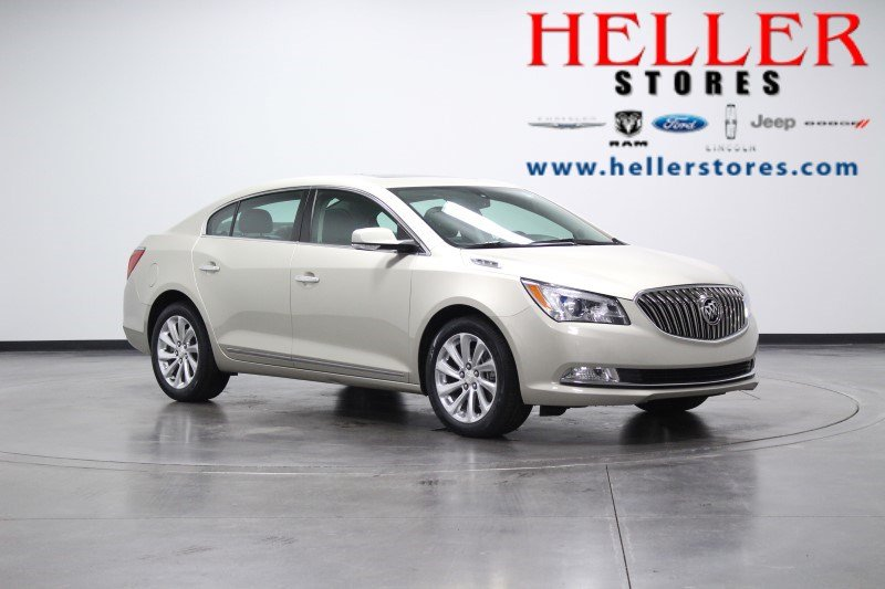 Pre Owned 2016 Buick LaCrosse Leather 4dr Car in El Paso U4975