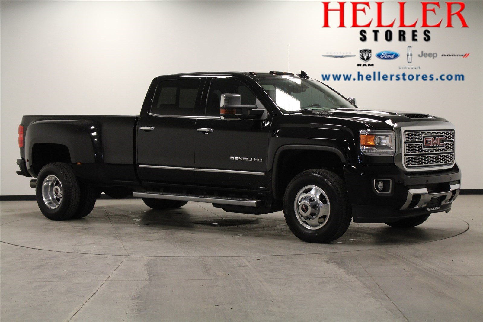 Pre Owned 2018 Gmc Sierra 3500hd Denali In El Paso U17288 Heller Ford