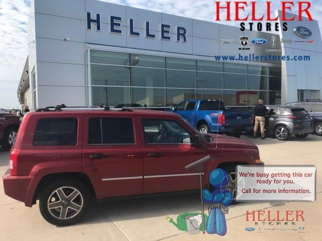 Pre-Owned 2009 Jeep Patriot Limited