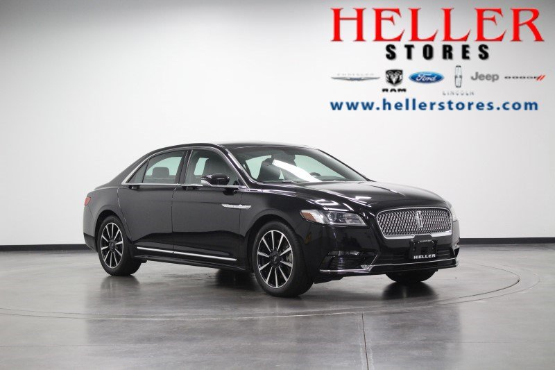 Pre Owned 2017 Lincoln Continental Reserve