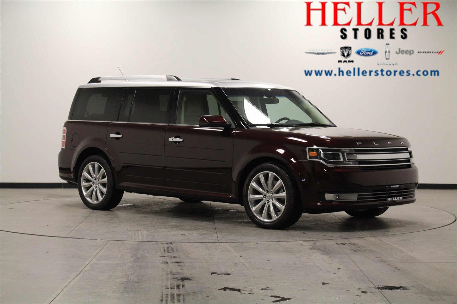Pre Owned 2017 Ford Flex Limited