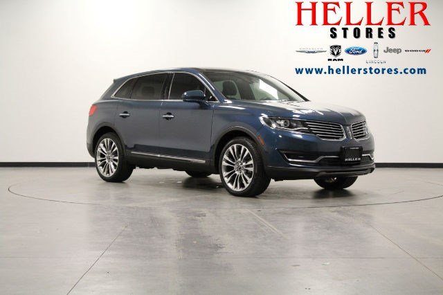 Pre-Owned 2016 Lincoln MKX Reserve Sport Utility in El Paso #U15325 ...
