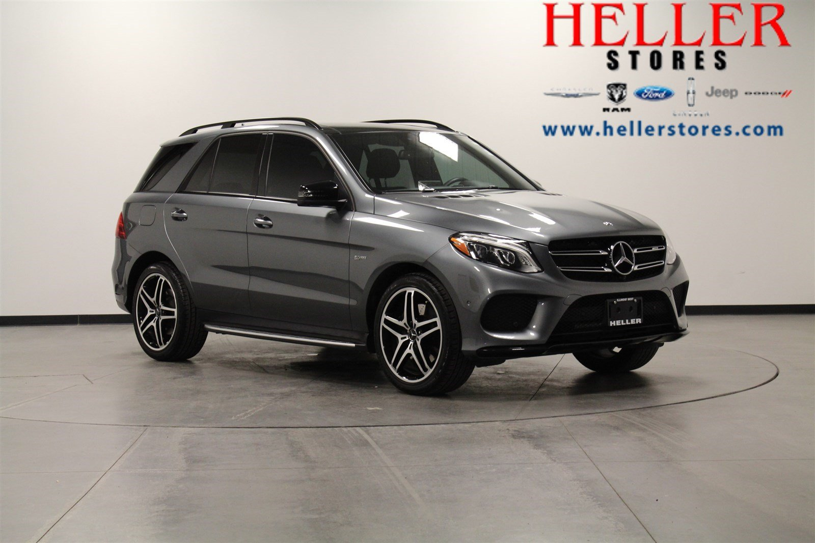 Pre-Owned 2017 Mercedes-Benz GLE 43 AMG®