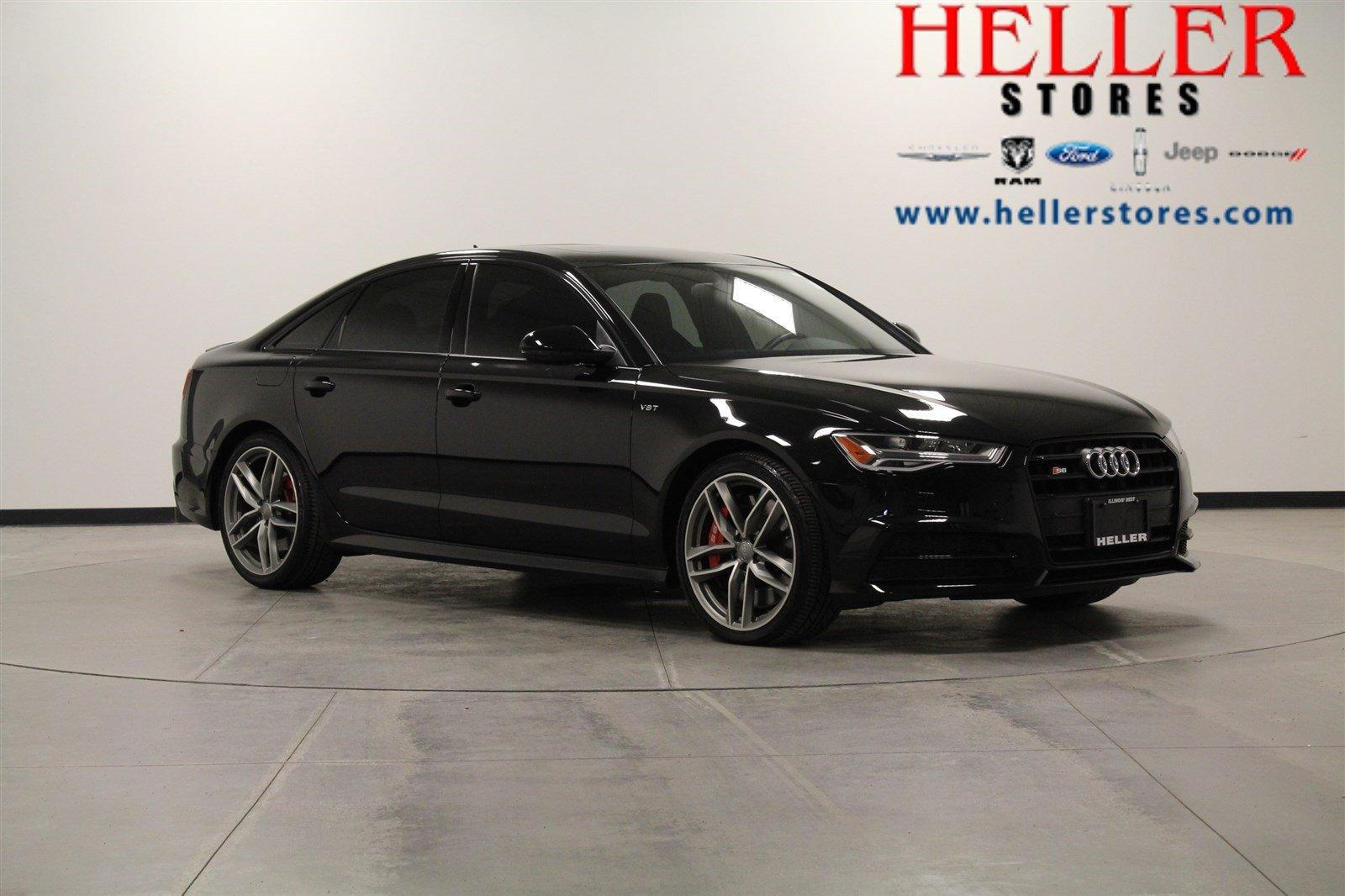Pre-Owned 2018 Audi S6 4.0T Premium Plus