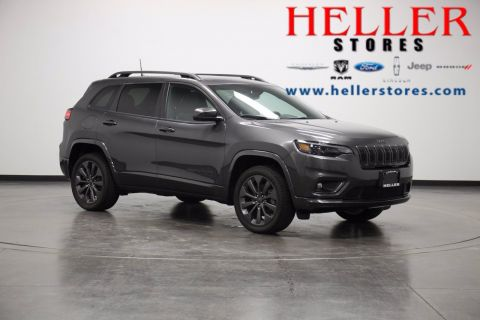 Pre-Owned 2020 Jeep Cherokee High Altitude