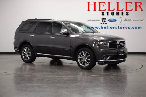 Pre-Owned 2019 Dodge Durango Citadel Anodized Platinum
