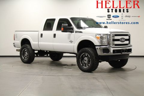 Pre-Owned 2015 Ford F-250 Super Duty XLT