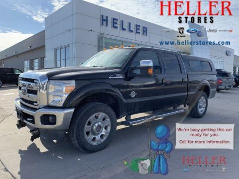 Pre-Owned 2012 Ford F-250 Super Duty Lariat
