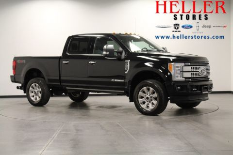 Pre-Owned 2017 Ford F-250 Super Duty Platinum
