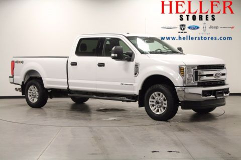 Pre-Owned 2018 Ford F-250 Super Duty XLT