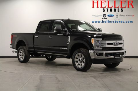 New 2019 Ford F-250 Super Duty King Ranch