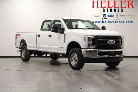 New 2018 Ford F-250 Super Duty XL