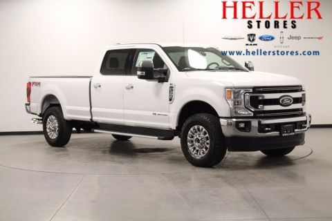 New 2020 Ford F-350 Super Duty XLT