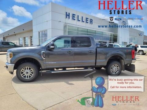 Pre-Owned 2018 Ford F-350 Super Duty Lariat