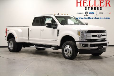 New 2019 Ford F-350 Super Duty LARIAT