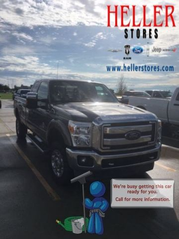 Pre-Owned 2012 Ford F-350 Super Duty Lariat