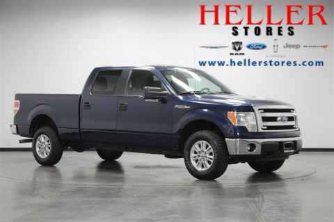 Pre-Owned 2014 Ford F-150 XLT w/HD Payload Pkg