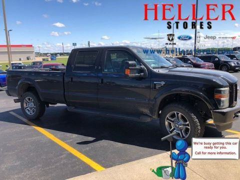 Pre-Owned 2010 Ford F-350 Super Duty Harley-Davidson