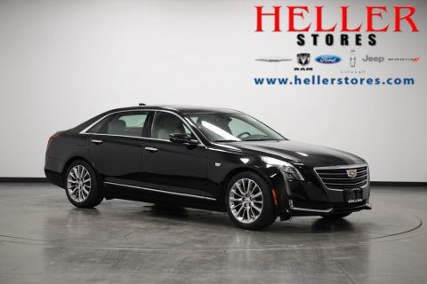 Pre-Owned 2017 Cadillac CT6 Luxury