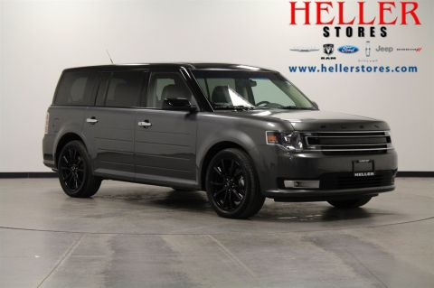 Pre-Owned 2017 Ford Flex SEL