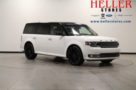 Pre-Owned 2018 Ford Flex Limited