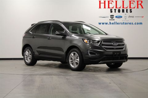 New 2018 Ford Edge SEL With Navigation