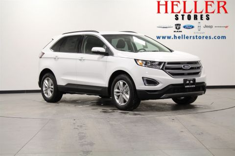 New 2018 Ford Edge SEL FWD SUV