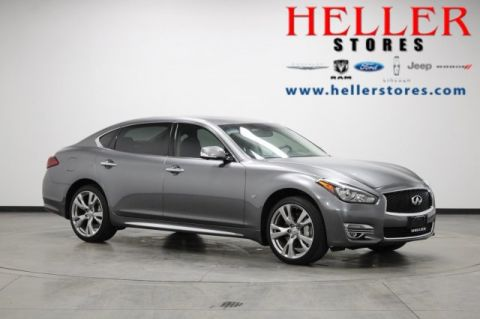 Pre-Owned 2015 INFINITI Q70L Base